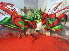 Mind blowing anamorphic 3D street art by Odeith - Blog of Francesco Mugnai