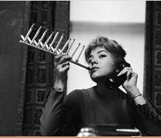Multiple cigarette holder