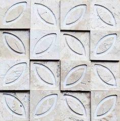 Brogliato Revestimentos - Coleções - Print - Flower Beige - 30x30cm.