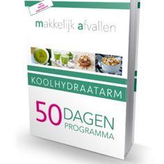 LET OP: Wij hebben het #koolhydraatarm 50 dagen programma uitbundig gecontroleerd op werking. Bekijk hier onze ervaringen!
