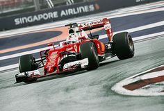 the beauty of Formula 1 in pictures — F1 Grand Prix of Singapore - Qualifying
