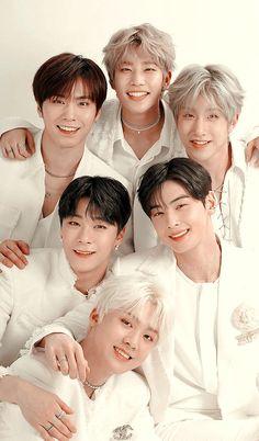 Korean Boy Bands, South Korean Boy Band, Monsta X, Shinee, Kim Myungjun, Jinjin Astro, 17 Kpop, Park Jin Woo, Astro Wallpaper