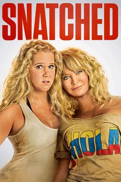 See Amy Schumer & Goldie Hawn in Snatched on Blu-ray, DVD & Digital HD