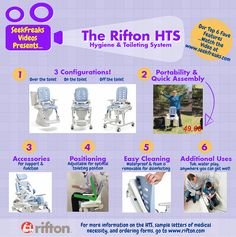 SeekFreaks Video: Go Where You Want to…The Rifton HTS – SeekFreaks