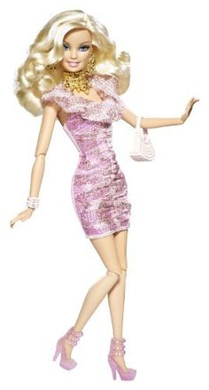 Barbie Fashionistas Swappin? Styles Glam Doll
