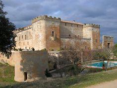 Castillo del Buen Amor, Salamanca -The Castle of Good Love