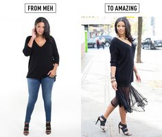 10 Easy Ways to Look Instantly Less Frumpy