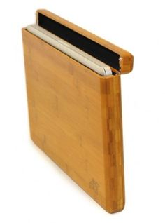 bamboo mac book pro cases