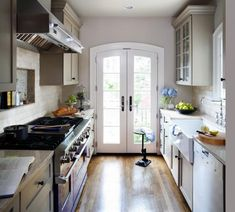 Painting your kitchen walls is one of the quickest, and easiest ways to re-do the kitchen. Before you rush out and buy gallons of paint, think carefully about what your dream kitchen looks like.