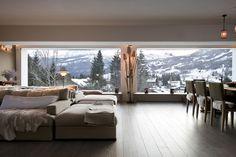 Marchiorello's house in Cortina - Stefano Scatà photographer
