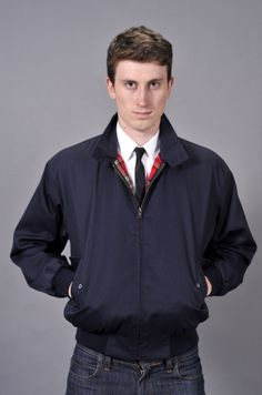 The Harrington Jacket is a classic for everyone!