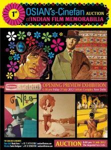 Rare Shammi Kapoor items on display in Osian's –Cinefan Auction of Indian Cinema Memorabilia
