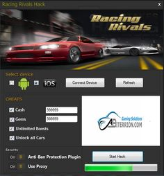 DOWNLOAD RACING RIVALS HACK http://abiterrion.com/racing-rivals-hack/