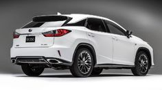 2016 Lexus RX 350 F Sport Overview www.lexusofbellevue.com