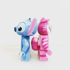 #lego#Disney#cute#minifigures by legononono