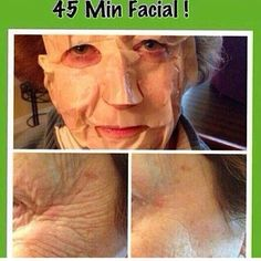 """""""Facial Wraps & the rest of our skin care line is AHHHMAZING!  I'm in  with our #Beauty #skincare #antiaging #youthful Line! ✨✨ Get these…"""""""