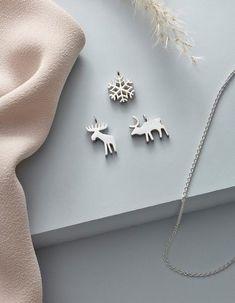 Aarikka Silver pendant: Silver pendant  Poro, Hirvi, Hiutale 925 Silver, Silver Rings, Silver Jewellery, Jewelry Design, Chain, Pendant, Finland, Silverware Jewelry, Silver Decorations