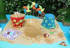 """from CakeWrecks.com ~ """"Sunday Sweets Goes To TheBeach"""" ~ June 24, 2012"""