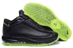 competitive price b9b0d 52977 Find Nike Air Griffey Max GD II Black Electric Green Top Deals online or in  Pumacreeper. Shop Top Brands and the latest styles Nike Air Griffey Max GD  II ...