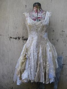 Gibbous Designs - Custom dress for Courtney Love