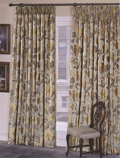Belleza Curtain from Eastern Accents