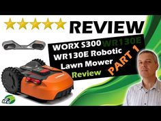 Within this WORX WR130E S300 Review I'll show you exactly why this new WORX robotic mower gives you much more value for money than any other robot mower in the market right now. ✅ Intelligent Robot, Smart Auto, Lawn Mower, Money, Lawn Edger, Silver, Grass Cutter