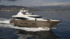 QUANTUM Motor Yacht for sale. View full details, pictures and more of this luxury yacht built by Peri Yachts.