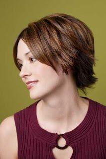 short  straight  hair  styles   for women