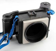 Thomas Roma's 6x9 handmade camera