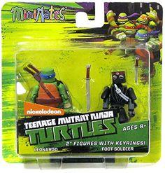 Teenage Mutant Ninja Turtles Nickelodeon Minimates Leonardo & Foot Soldier Minimates Keychains (Diamond Select Toys) Diamond Select http://www.amazon.com/dp/B00QLCZBY6/ref=cm_sw_r_pi_dp_dHMmwb19SDN08