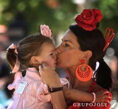 SPAIN / ANDALUSIA / Festivities - Fiestas de España:180413 feria_sev_miercoles_belen11