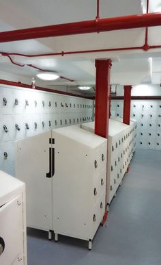 The Locker Room by Belsize Architects