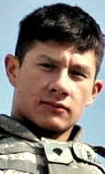 Army CPL Michael M. Rojas, 21, of Fresno, California. Died April 18, 2007, serving during Operation Iraqi Freedom. Assigned to 1st Battalion, 37th Field Artillery Regiment, 3rd Brigade, 2nd Infantry Division, Fort Lewis, Washington. Died of injuries sustained when an improvised explosive device detonated near his vehicle during combat operations in Taji, Baghdad Province, Iraq..