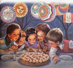 Martine fete son anniversaire 4