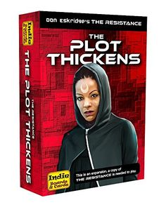 The Resistance  The Plot Thickens Game * More info could be found at the image url.