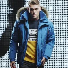 Everest @superdry Stephen James Model, Last Tango, Sik Silk, Baby Daddy, Superdry, Cologne, Sexy Men, Eye Candy, Medieval