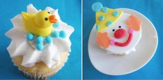 Sugar Owl Cupcake Toppers | This monkey is the CUTEST. My kids would go nuts over these... The ...