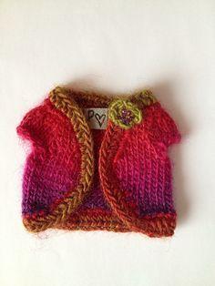 Free Shrug for Blythe pattern by Jane Pierrepont