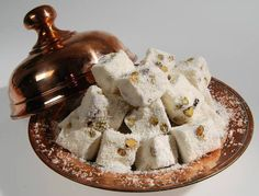 Turkish Delight: A treat from the 18th century