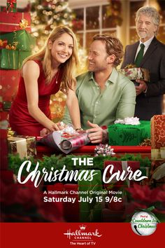 The Christmas Cure (2017) Brooke Nevin stars as Vanessa an emergency room doctor who returns home for Christmas and finds herself questioning whether the life she had in the city is what she really wants