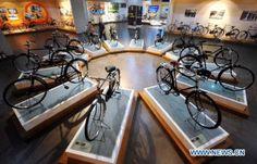Uncovering sealed memories at China Bicycle MuseumZhejiang Museum of Natural History