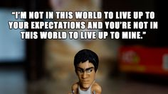 Motivational quotes from Bruce Lee