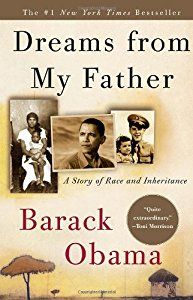 Dreams from My Father book by Barack Obama