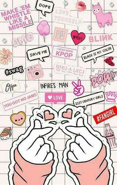 new ideas wallpaper kpop kawaii Pop Art Wallpaper, Army Wallpaper, Emoji Wallpaper, Tumblr Wallpaper, Wallpaper Iphone Cute, Galaxy Wallpaper, Nature Wallpaper, Kawaii Wallpaper, Disney Wallpaper