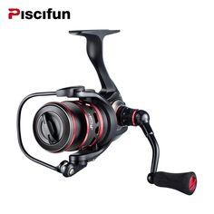 Piscifun Honor Spinning Reel 10+1 BB Sealed Carbon Fiber Drag Medium Light Spin Fishing Reels