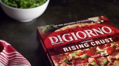 Having friends over? Rise to the occasion and give the people what they want - a selection of insanely delicious, perfectly crispy pizzas from DIGIORNO. Our self-rising crust has big, juicy toppings that are paired with signature sauce for the fresh-baked taste of delivery pizza in your very own home. Make sure everyone leaves satisfied.