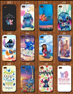 Funny Phone Cases, Iphone Cases Disney, Wallpaper Iphone Disney, Cute Disney Wallpaper, Iphone Case Covers, Capas Iphone 6, Lilo And Stitch Quotes, Stitch And Angel, Stitch Cartoon