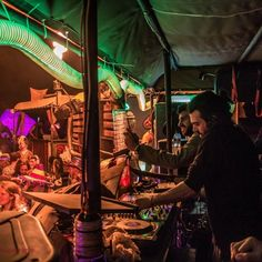 """The recording of my Monday evening set on """"The Spirit Train - Lobo"""" at Afrikaburn 2017 in the beautiful Tankwa-Karoo desert of South Africa...which has been a magic journey to mother nature with wonde"""