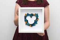Cute Quilling Wall Art Mouse Quilled Paper Art Unique Nursery Art Modern Home Decoration Kid's Room Etsy by PaperParadisePL