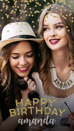 Snapchat Filter Birthday Snapchat Geofilter Birthday by Bridesilla